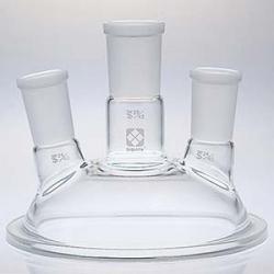 SHIBATA 柴田科学 005710-1(单口) 反应烧瓶用盖 セパラブルカバー COVER FOR FLASK 1-7802-01